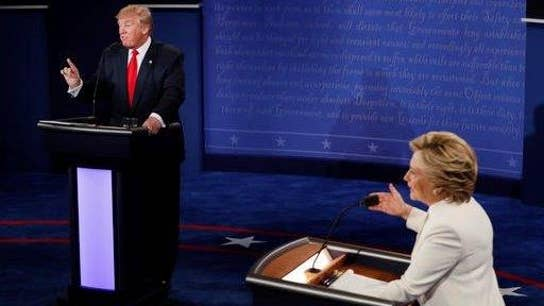 How Trump, Clinton moved the dial