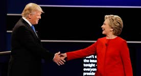 Whose presidential resume is stronger, Clinton or Trump?