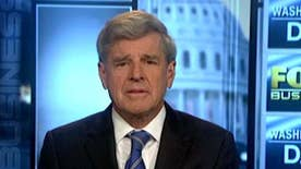 Paul Bremer, former U.S. Presidential Envoy to Iraq under George W. Bush, weighs in on the cyber-attacks against the U.S. and the battle for Mosul in Iraq.