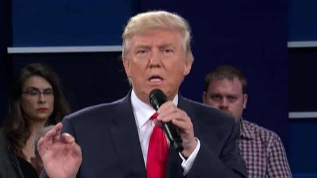 Establishment Republicans distance themselves from Trump