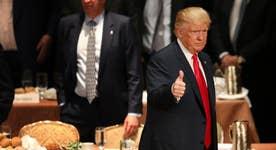 Trump threatens suit against female accusers