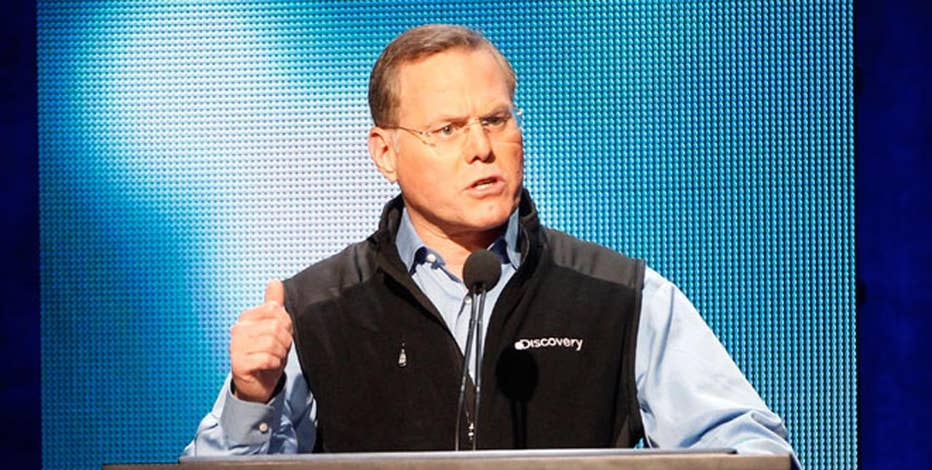 Discovery Communications CEO David Zaslav on the AT&T deal to buy Time Warner and its impact on the industry.