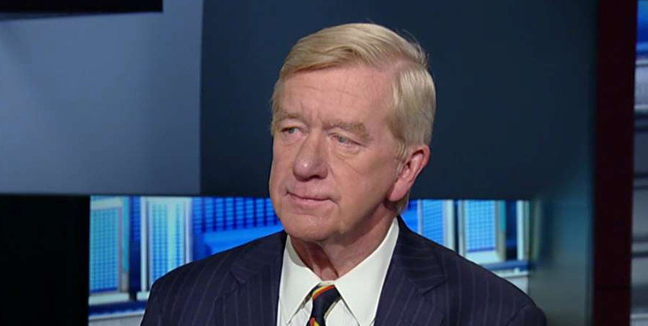 2016 Libertarian Vice-Presidential Nominee Bill Weld discusses how the Libertarian ticket is affecting the 2016 presidential campaign.