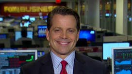 Anthony Scaramucci on Trump halting fundraisers