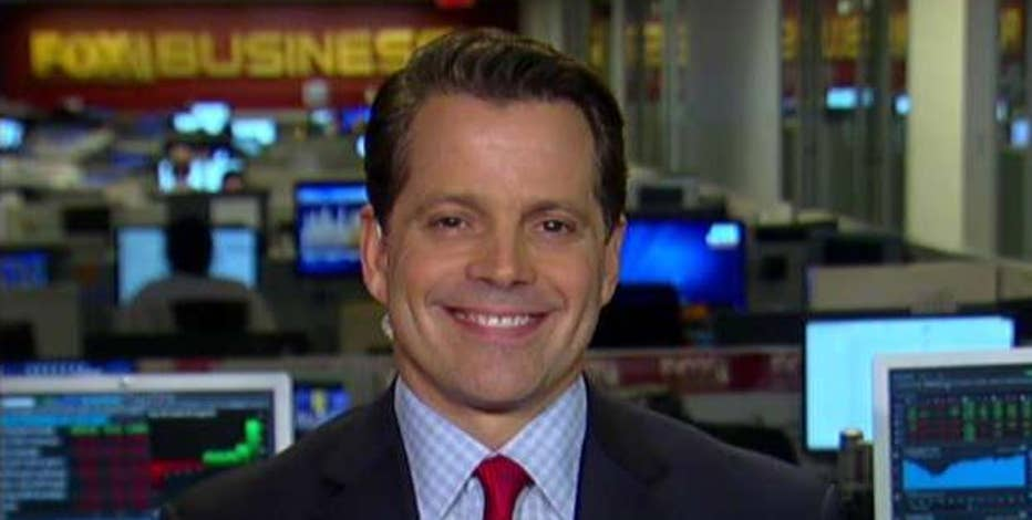 'Wall Street Week' Host and Trump National Finance Committee Member Anthony Scaramucci weighs in on the impact of Donald Trump's limited fundraising events