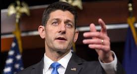 Ongoing feud between Trump, Paul Ryan