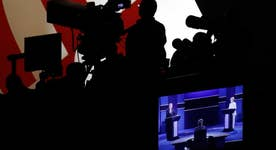 Top social-media moments from final presidential debate