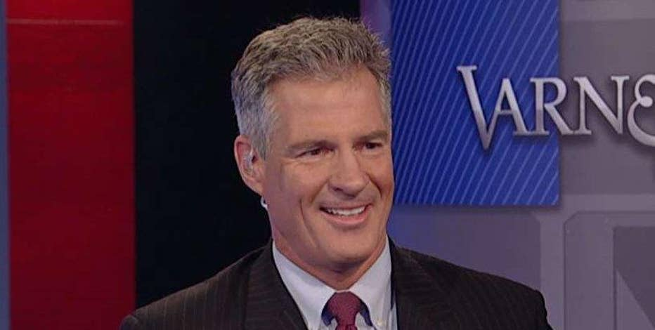 Former Senator Scott Brown, (R-Mass.), discusses how he would fix the VA if he took over.