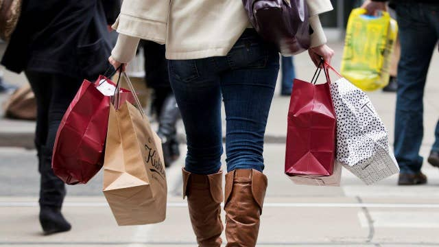 The busy holiday shopping season kicks off