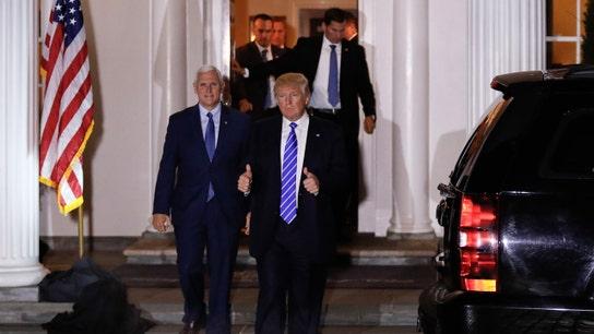 Anthony Scaramucci on Trump transition progress