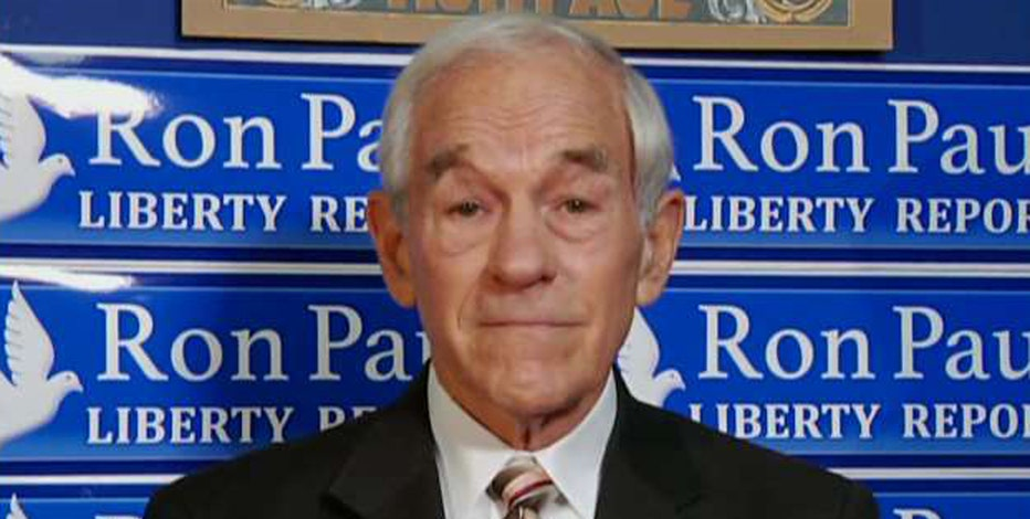 Former Rep. Ron Paul (R-TX) discusses how inflation will be impacted by Donald Trump's economic policy.