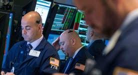 Markets fearing a Trump presidency?