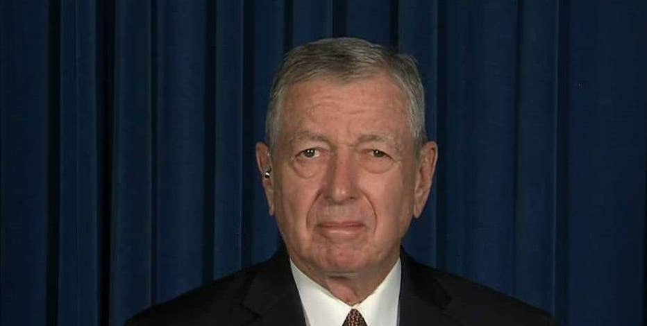 Former U.S. Attorney General John Ashcroft argues there's a crisis in America as it relates to law enforcement justice.