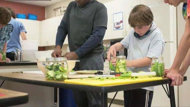Bringing home economics classes back to school curriculums