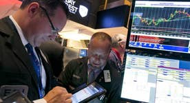 Wall Street's post-election rally