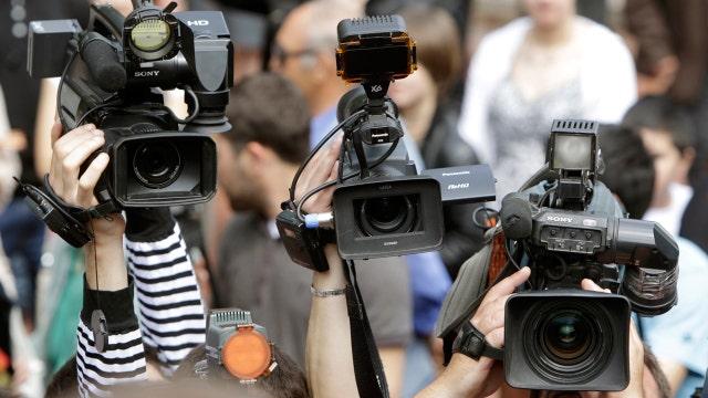 Mainstream media's Trump coverage in question