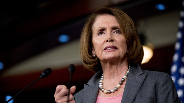 House Democrats re-elect Nancy Pelosi as leader
