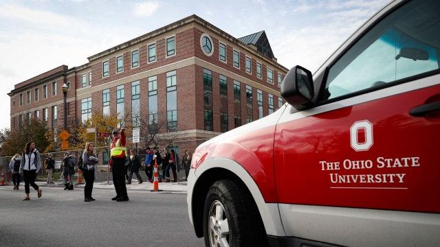 Violent attack at Ohio State University