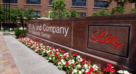 Eli Lilly shares plunge as Alzheimer's drug fails trial