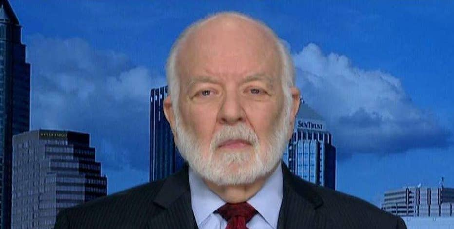 Rafferty Capital Markets Banking Analyst Dick Bove discusses his outlook for banks under Trump.