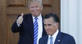 For Secretary of State it's Romney vs Giuliani