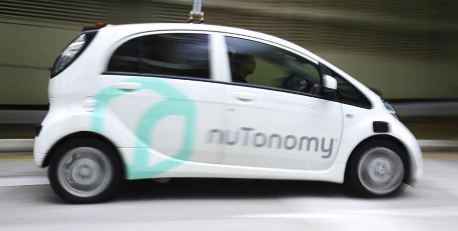 NuTonomy founder and CEO Karl Iagnemma discusses the company's autonomous cars and growing competition within the industry.