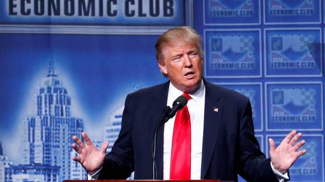 Vicente Fox: Trump doesn't believe in trade