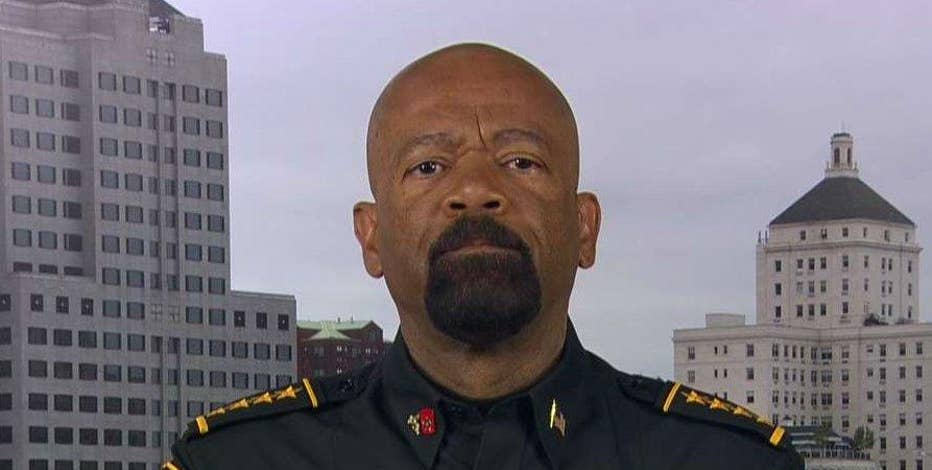 Milwaukee County Sheriff David Clarke on gun violence in Chicago and recent law enforcement ambushes.