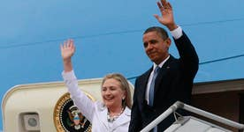 Would President Obama pardon Clinton?