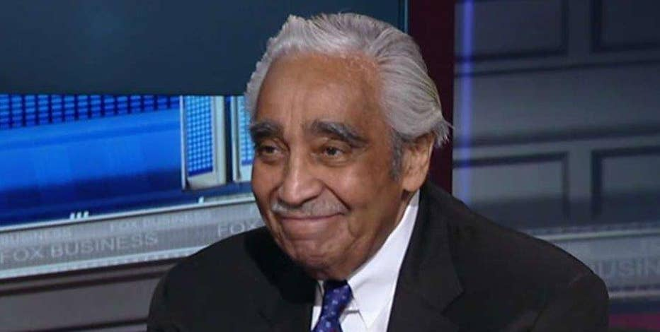 Rep. Charlie Rangel, (D-N.Y.), on the election, the lack of bipartisanship between Democrats and Republicans and his retirement.