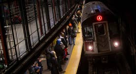 Securing the NYC subway system