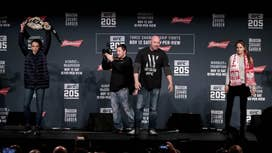 UFC 205 Could Be A Knockout For The Company