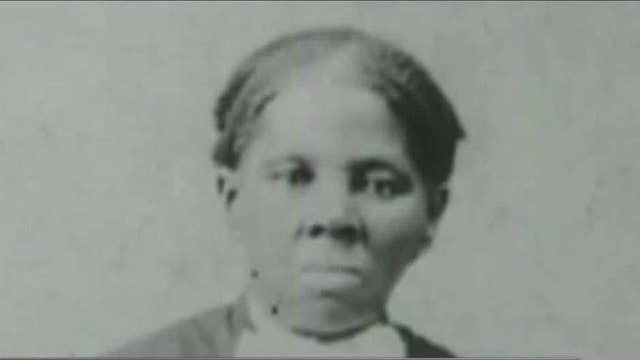 Treasury Secretary Lew on using Harriet Tubman's image on the $20 bill