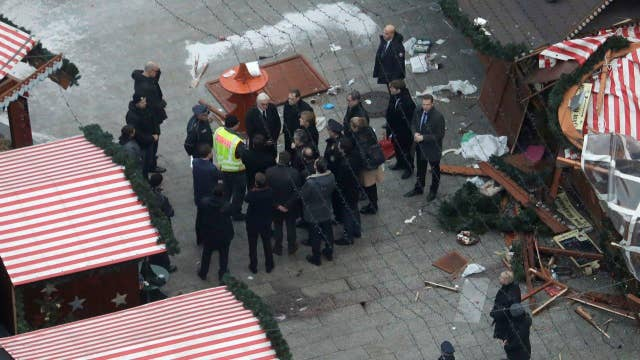 Fmr. Boston Police Commissioner on the Berlin attack