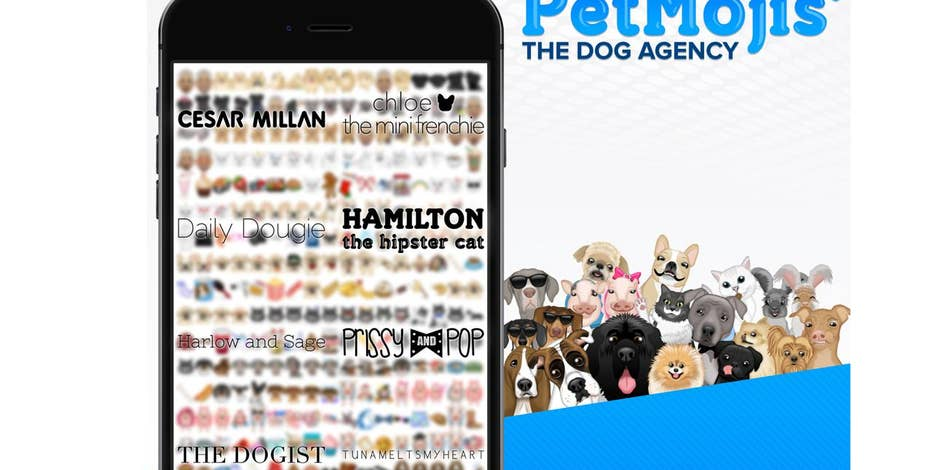 The Dog Agency CEO, Loni Edwards and Moji CEO, Oliver Camilo share insight on branded emojis and the new PetMojis' app.