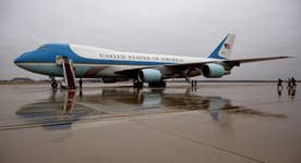 Trump's feud with Boeing