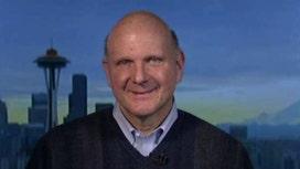 Steve Ballmer: A CEO's focus is the company, not politics
