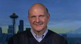 Steve Ballmer: A CEO's focus is the company, not politics