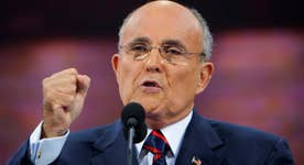 Rudy Giuliani will not be considered for Trump's cabinet