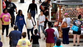 Rise of online shopping not leading to the demise of malls?