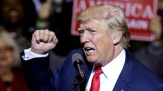 Liz Peek says Trump has same enthusiasm as this Democratic president