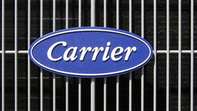 Carrier employee excited about Trump