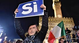 Will Italy be next to leave the EU?