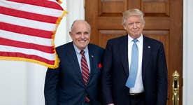 Rudy Giuliani explains why he withdrew from Secretary of State race