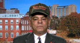 Rep. Baldasaro sounds off on flag burners