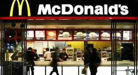 McDonald's getting a fancy makeover?