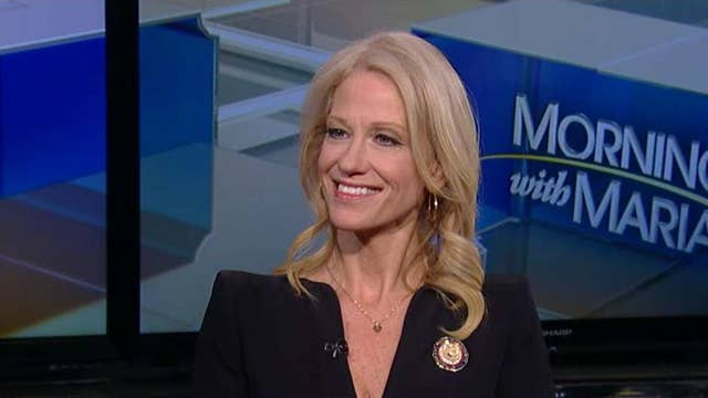 Kellyanne Conway on her role in the Trump White House
