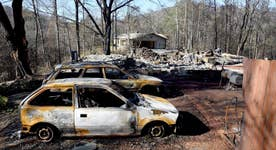 10 dead in Tennessee wildfires