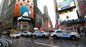 New Year's Eve security prep in NYC