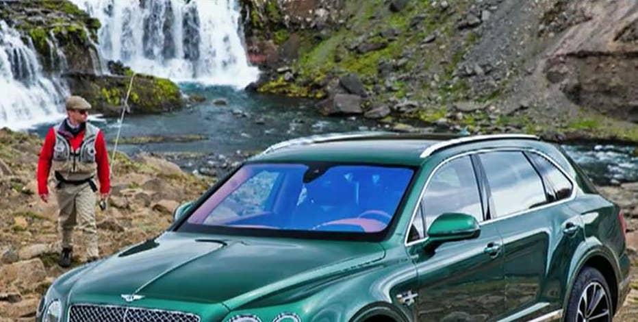 Bentley Motors Product Marketing Manager Jon Simons on the automaker's 2017 Bentayga.